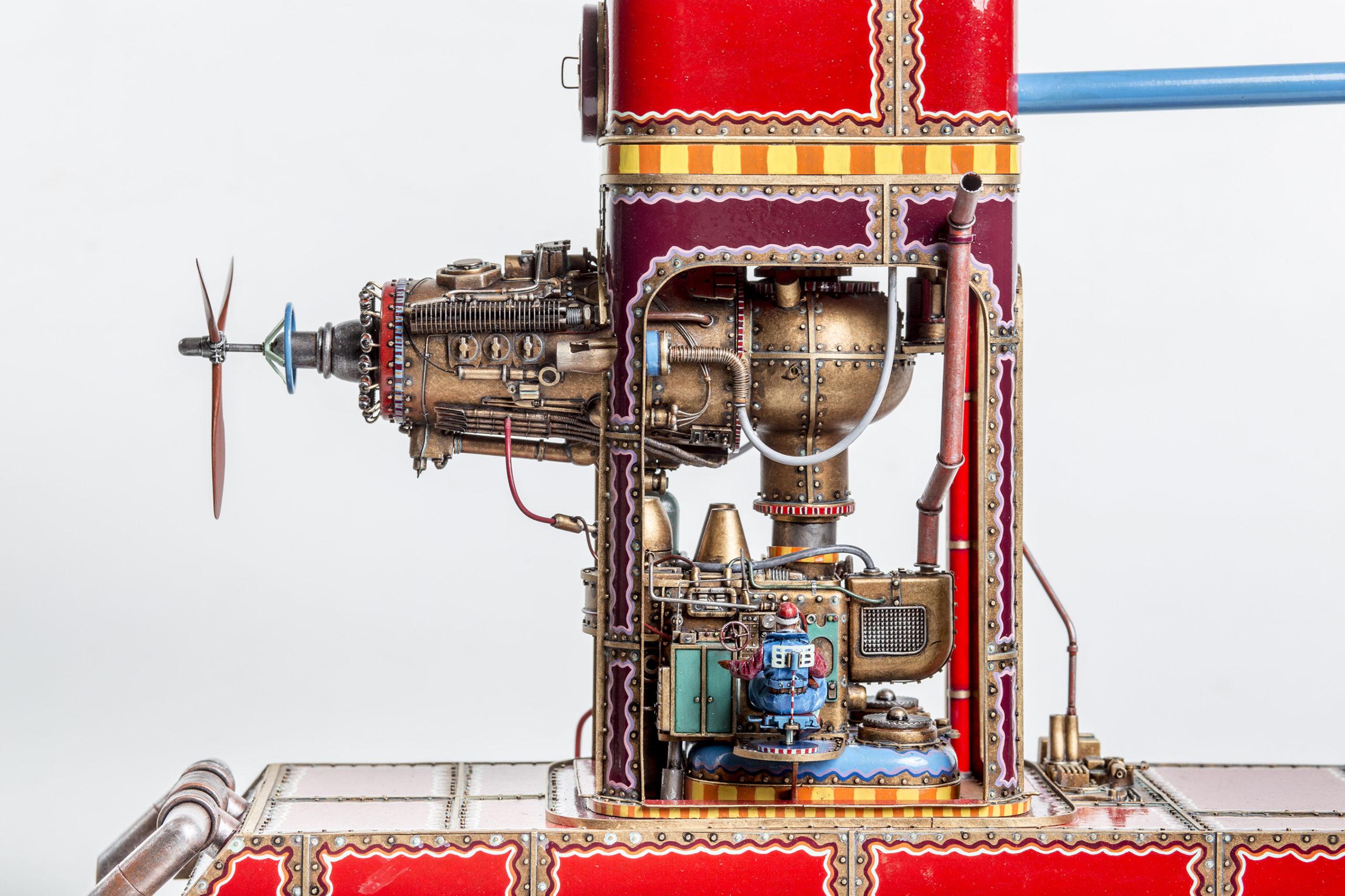 Kosmotroniks van Harry Arling